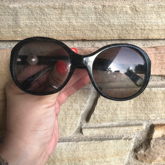 10be3d8a421 CHANEL Accessories - Chanel Pearl sunglasses